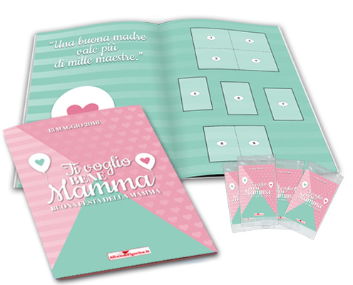 mother's day stickers album