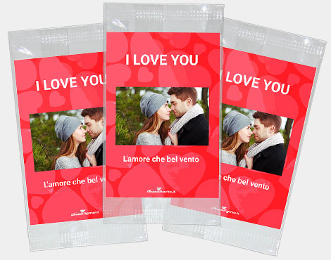 valentine packets